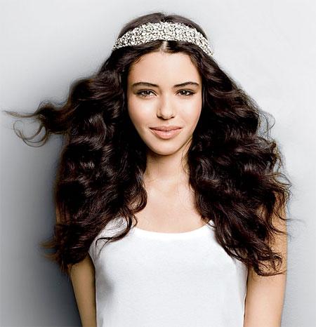 Trendiest bridal hairstyles